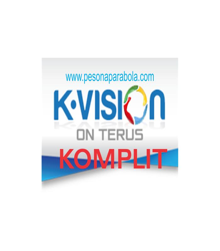 Paket Komplit Kvision