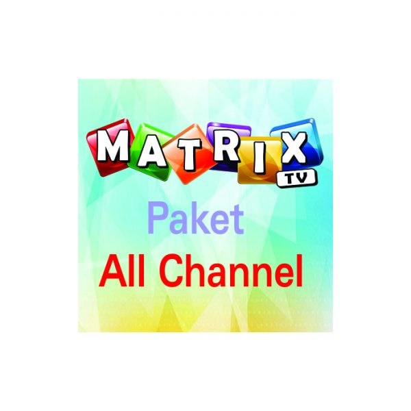 voucher paket all channel matrix garuda