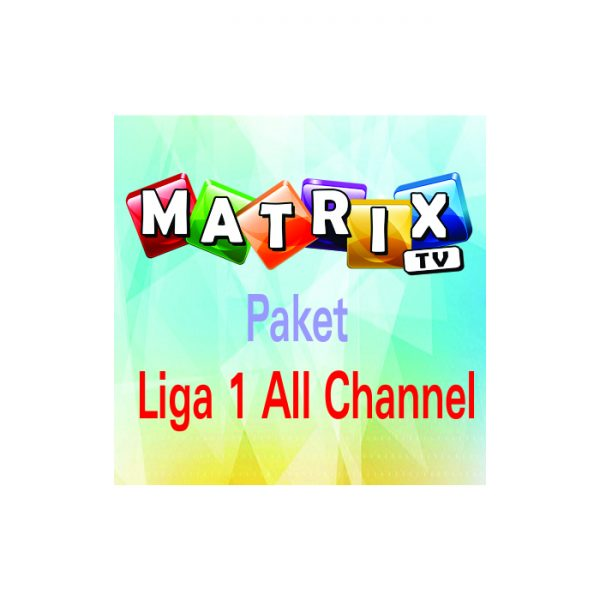 voucher paket liga 1 all channel matrix garuda