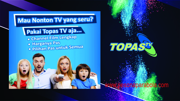 voucher topas tv 2018