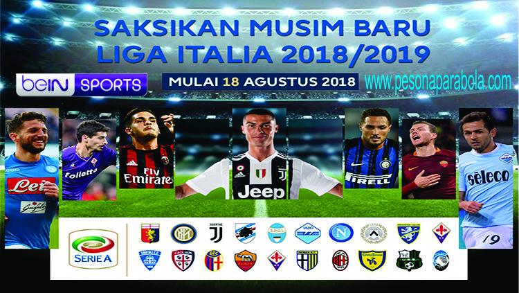 liga italia serie a di bein sport