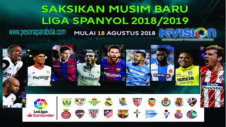 liga spanyol 2018