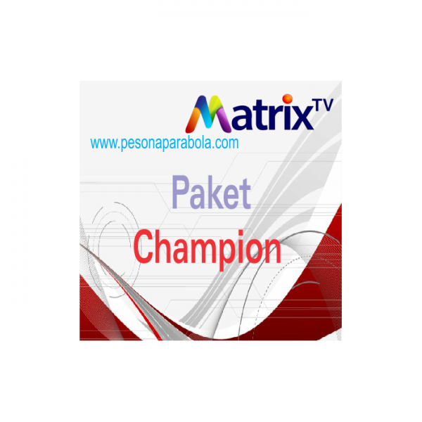 voucher paket champion matrix garuda