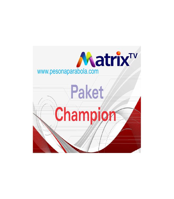 voucher paket champion matrix garuda